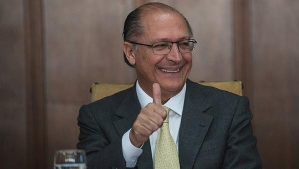 PSDB oficializa pré-candidatura de Geraldo Alckmin à Presidência