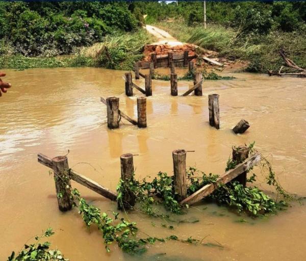 Sul do Pará: Ourilândia decreta situação de emergência por causa do volume de chuvas que atingiu o município