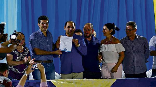 Helder libera mais de R$ 27 milhõespara as cidades do Nordeste do Pará