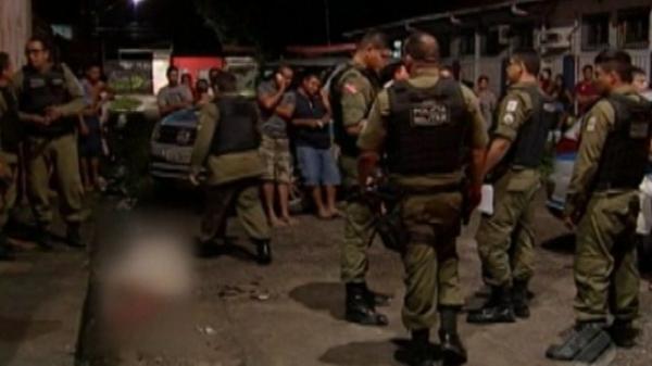 Chega a 15 os policiais assassinados este ano no Pará