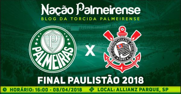 Palmeiras vende todos os ingressos para final do Paulistão