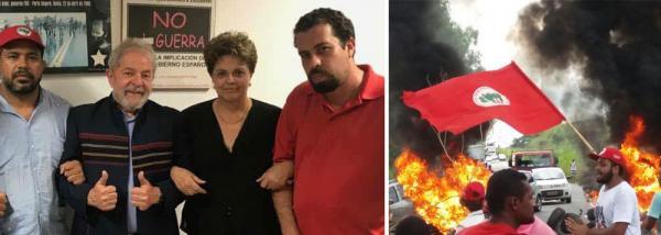 LULA DECIDE NÃO SE ENTREGAR E SERÁ PROTEGIDO PELO POVO BRASILEIRO