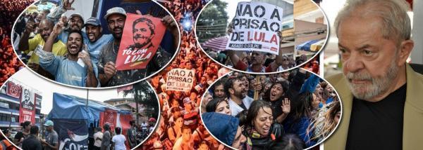 Termina o prazo: Lula não se rende, povo o protege e repressão pode começar