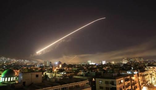 Estados Unidos ataca a Síria