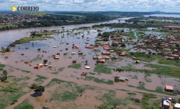 Marabá: Rios continuam subindo e atingem 2 mil famílias