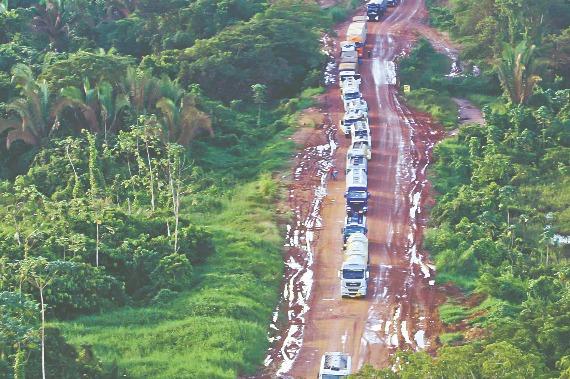 Pará tem pior malha rodoviária do país