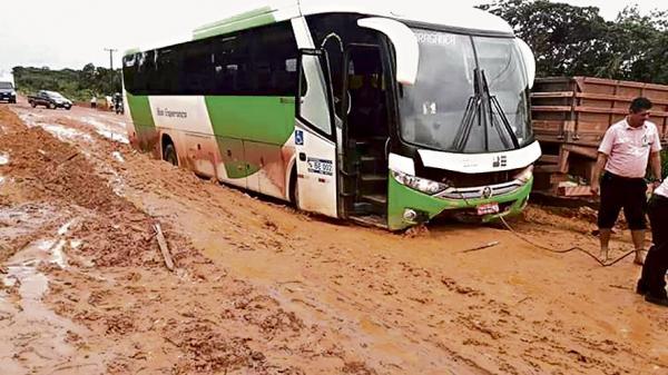 Recuperar rodovias federais no Pará é prioridade, defende o senador Jader