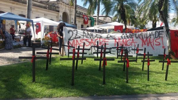 22 anos depois, sensação de impunidade prevalece após massacre em Eldorado dos Carajás