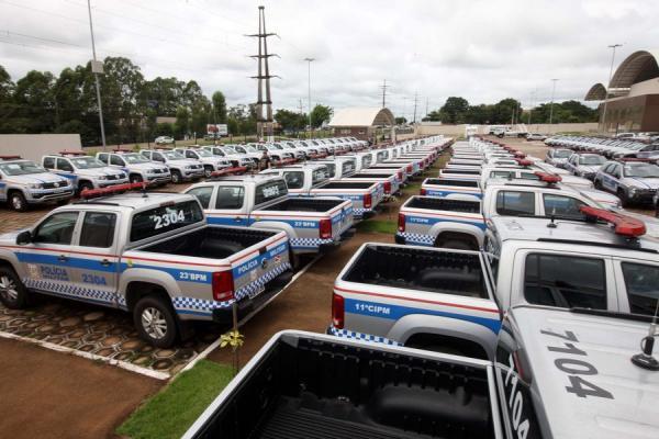 Jatene destaca investimentos e reforço do Governo no combate à criminalidade no Pará