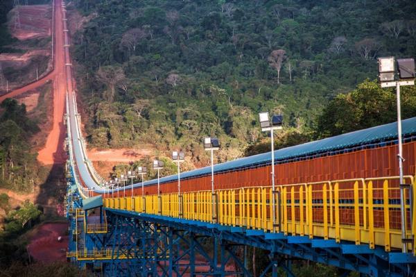 Vale desembolsou mais de US$ 902,7 milhões no Pará no primeiro trimestre