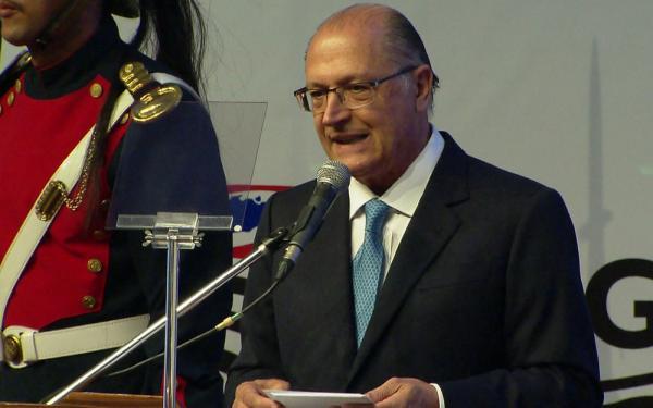 Procurador pede que inquérito sobre Alckmin vá para a 1ª instância da Justiça Eleitoral