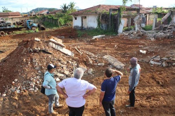 Tucumã: Moção do deputado estadual Chamon viabiliza construção da Unidade Integrada de Polícia Civil