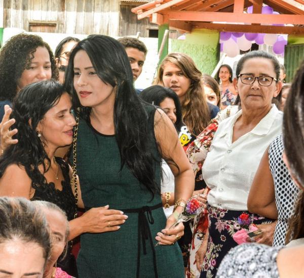 Bannach: Prefeitura comemora o Dia das Mães, em alto estilo . Abaixo assista os vídeos