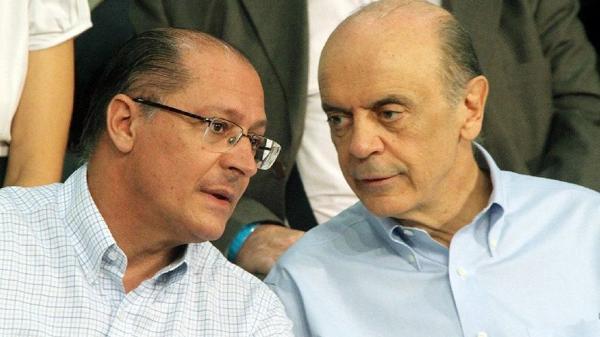 Alckmin e Serra são réus por suposta pedalada fiscal