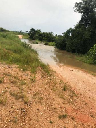 Bannach segue prejudicada pela falta de recuperação da estrada que liga o município à BR 155