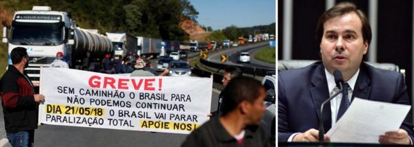 APÓS GREVE, GOVERNO FAZ ACORDO PARA ZERAR TRIBUTO DE COMBUSTÍVEIS