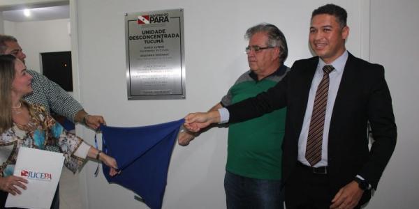 Tucumã: Junta Comercial do Estado inaugura unidade no município
