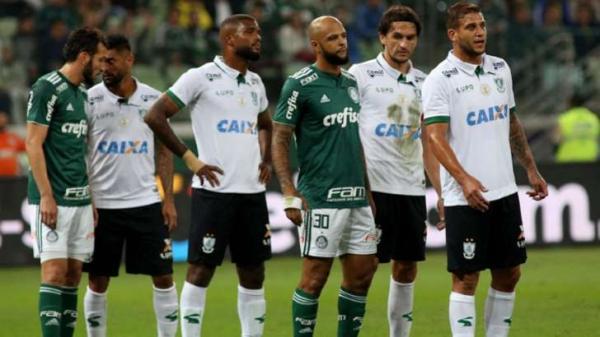 Felipe Melo critica CBF por ausência de Dudu no Palmeiras: 'É vergonhoso'
