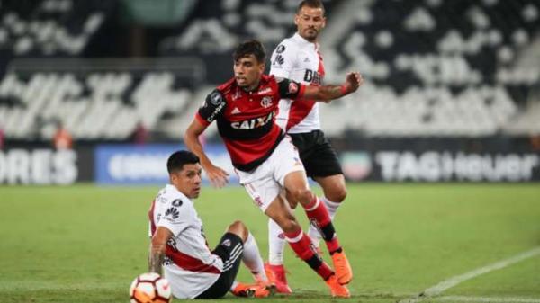 Lucas Paquetá desfalcará o Flamengo no jogo de ida das oitavas da Liberta