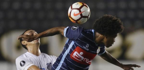 Santos só empata com Real Garcilaso e deixa Jair Ventura mais pressionado