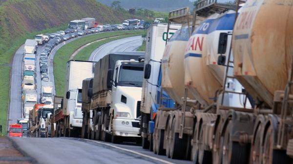 No Pará, rodovias seguem bloqueadas neste sexto dia de greve dos caminhoneiros