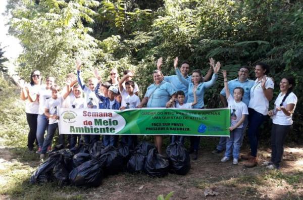 Semana do Meio Ambiente tem programação especial em Ourilândia do Norte