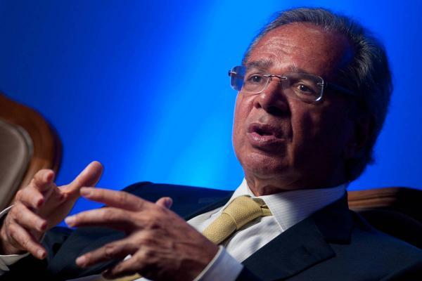 O economista Paulo Guedes, que prepara programa para o presidenciável Jair Bolsonaro - Silvia Constanti - 02.out.2017/Valor/Agência O Globo