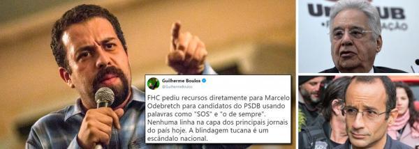 BLINDAGEM DA MÍDIA AO PSDB É ESCANDALOSA, DIZ PRÉ-CANDIDATO A PRESIDENTE DO PSOL