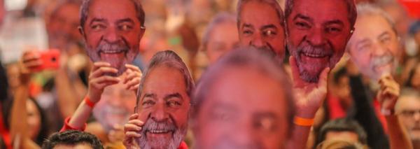 NOVA PESQUISA: LULA CONTINUA DISPARADO, BOLSONARO CAI, CIRO E DIREITA ESTACIONADOS