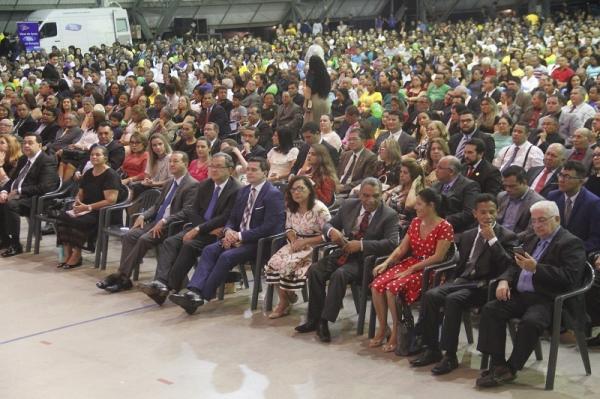 Cultos e apresentações encerram aniversário da Assembleia de Deus