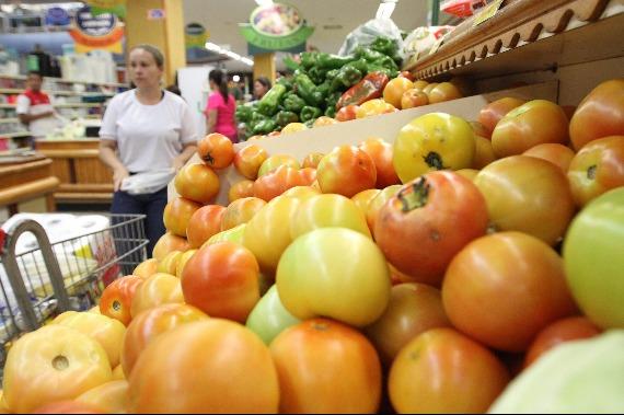 Tomate sobe quase 24% em cinco meses no Pará