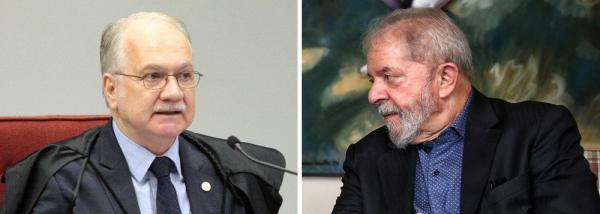 Tribunal da Lava Jato nega recurso de Lula, e Fachin suspende julgamento contra prisão no STF
