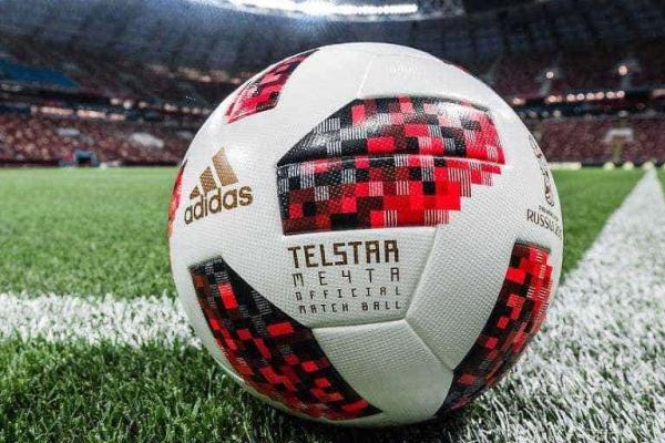 Copa da Rússia terá nova bola a partir das oitavas de final