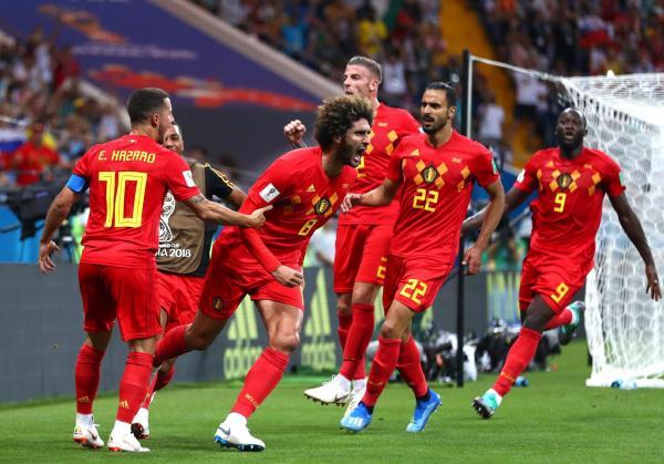 Bélgica tem produção ofensiva quase igual ao Brasil. Diferença é a defesa