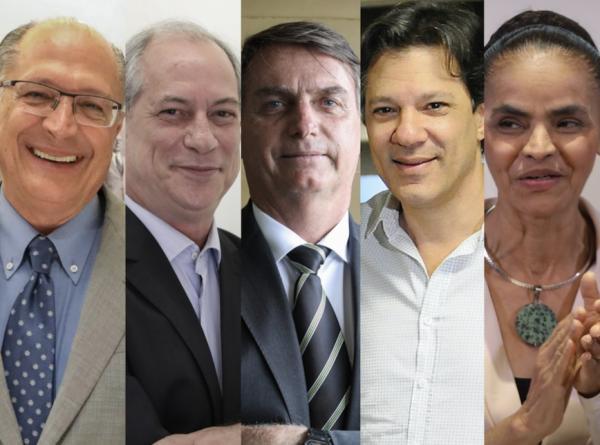 DataPoder360: a 3 meses da eleição, Bolsonaro é líder e 'não voto' tem 42%