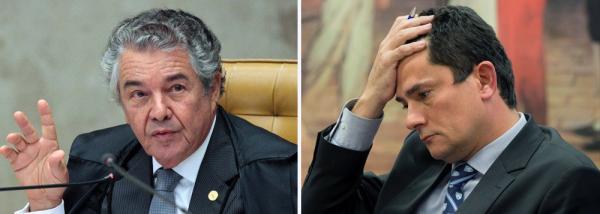 MARCO AURÉLIO, DO STF, DIZ QUE MORO AGIU FORA DA LEI CONTRA LULA