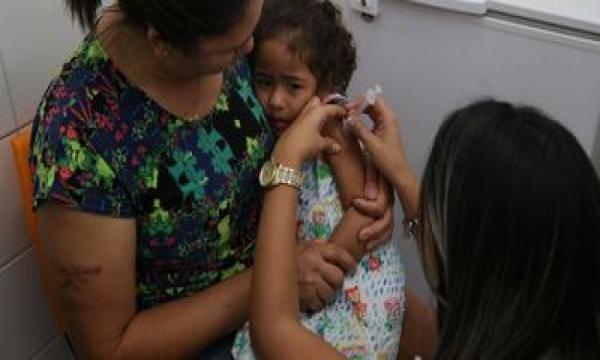 Brasil tem 822 casos confirmados de sarampo; 3.831 são investigados