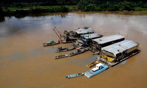 Defensoria Pública recomenda que Semas suspenda licença de lavra garimpeira no Rio Xingu