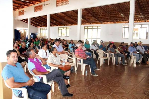 Prefeitura de Tucumã segue apoiando produtores rurais do município