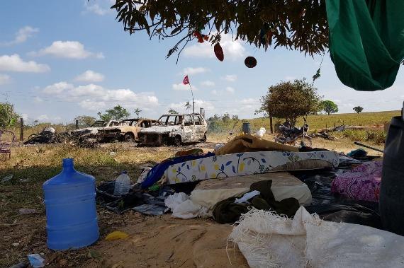 Após denúncia do MST, Polícia Civil investiga ataque a trabalhadores rurais
