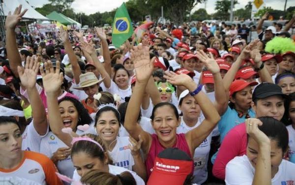 Mulheres representam maioria do eleitorado do Pará e do Brasil