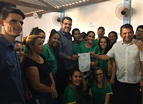 Casa de Tábua, distrito de Santa Maria das Barreiras, terá ensino médio