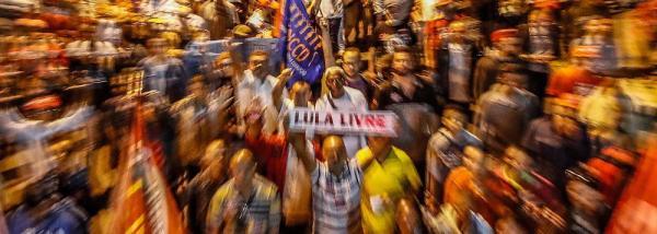 PESQUISA IPSOS: LULA É O NOME MAIS APROVADO E MENOS REJEITADO DO BRASIL