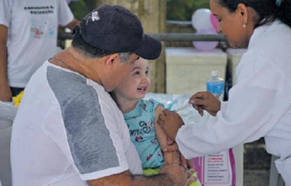 Sarampo e pólio: apenas 25% das crianças se vacinaram no PA