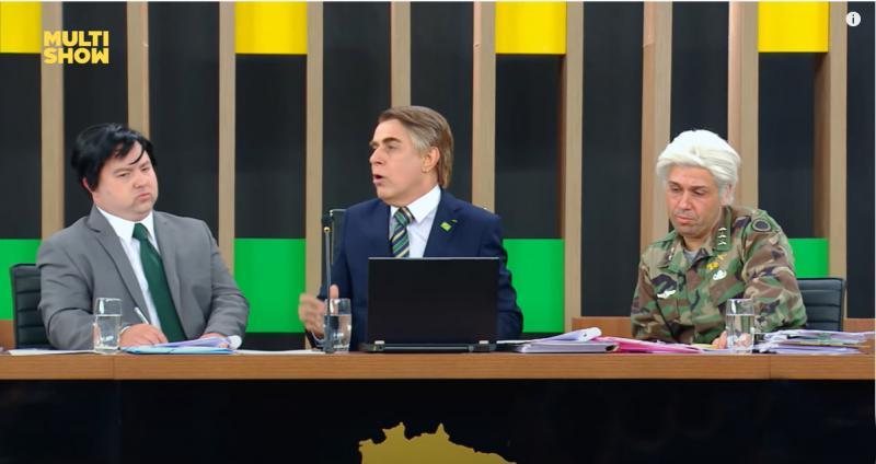 Tomsonaro está ATERRORIZANDO Brasília!