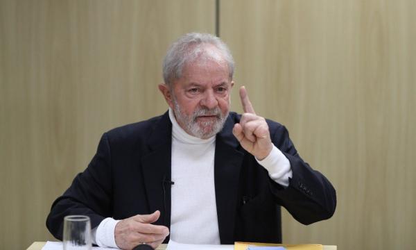 Carta Capital: em nova entrevista ex-presidente Lula diz que só sairá da prisão inocentado.