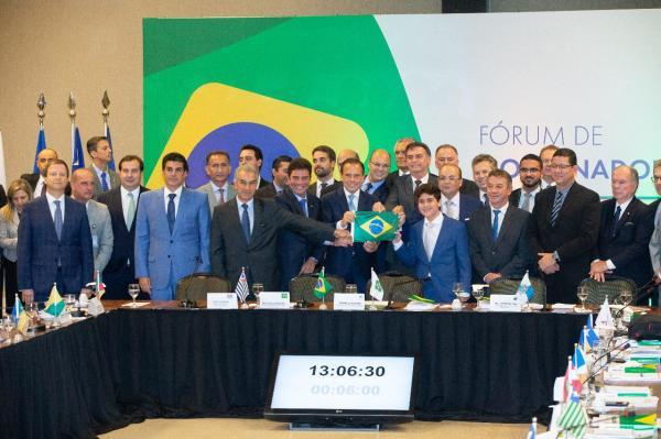 HELDER FALA SOBRE O ENCONTRO  DOS GOVERNADORES EM BRASÍLIA